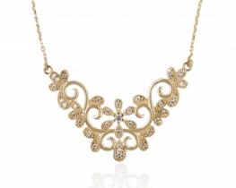 Zlata ogrlica DIANA