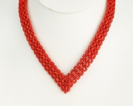Ogrlica iz koral VALERIE