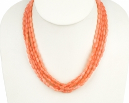Ogrlica iz koral CANARIA