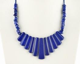 Ogrlica lapis lazuli ALAMUT