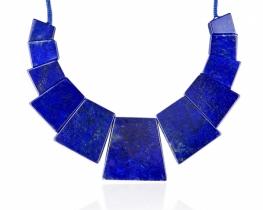 Ogrlica KLEOPATRA lapis lazuli