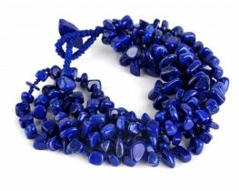 Zapestnica ALAMUT lapis lazuli