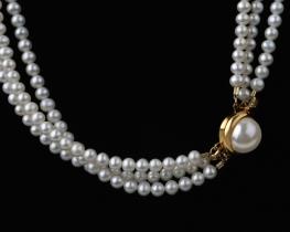 Biserna ogrlica MINIMA 5 mm