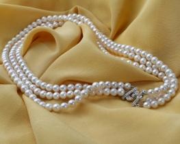 Biserna ogrlica MIRAMAR 6 mm