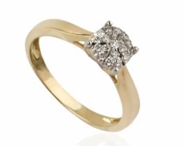 Diamantni prstan ANTARES
