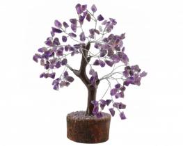 Drevo s kristali ametist / roževec