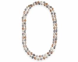 Biserna ogrlica DIXIE - dolžina 120 cm
