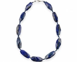 Ogrlica lapis BLUE JANE 12 x 30 mm