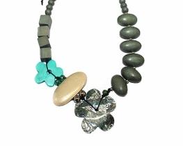 Modna ogrlica Taormina cvet