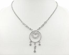 Srebrna ogrlica Gala
