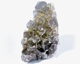 FLUORIT mineral CUBO