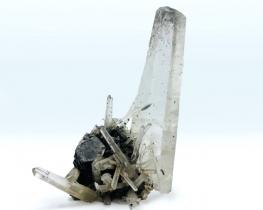Kamena strela + hematit