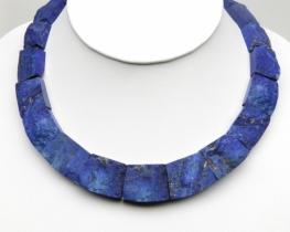 Ogrlica lapis lazuli ULTRAMARINE