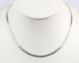Srebrna verižica MARINER 55 cm