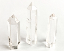 KAMENA STRELA polirani kristali - laser
