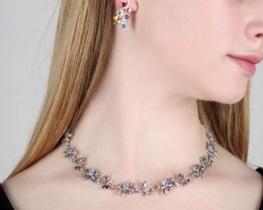Srebrna ogrlica PRESTIGE