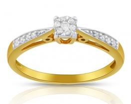Diamantni prstan AKROPOLIS