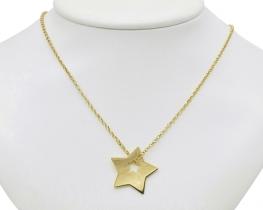 Srebrna verižica STELLA Gold