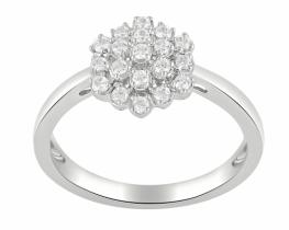 Diamantni prstan ILLUMINUM