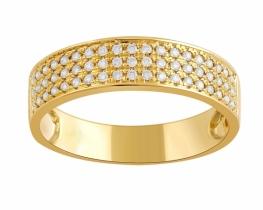 Diamantni prstan GALAKSIJA