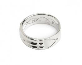 ATLANTIDSKI  prstan - ženski obseg