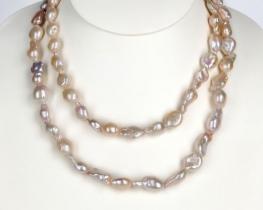 Biserna ogrlica BELLA DONNA - 95 cm