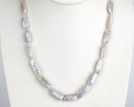 Biserna ogrlica BROADWAY 85 cm