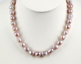Biserna ogrlica ELLA - 45 cm