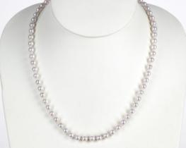 Biserna ogrlica PRINCESKA 6.5 mm