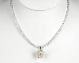 Biserna ogrlica ŽOGICA 16 mm