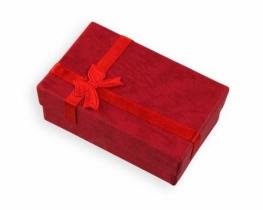 Darilna embalaža za prstane in obeske