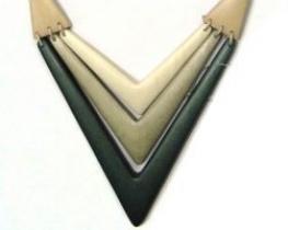 Modna ogrlica FRIDA