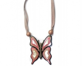Modna ogrlica LEPTIDEA
