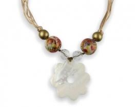 Modna ogrlica NATALIJA