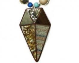 Modna ogrlica VIVIENNE