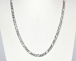 Moška verižica FIGARO - 1,9 mm/60 cm