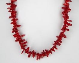 Ogrlica iz koral KAJA 45-60-90-120 cm