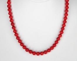 Ogrlica iz koral 8 mm