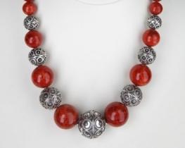 Ogrlica iz koral ALADIN