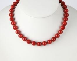 Ogrlica iz koral MANILA - 10 mm