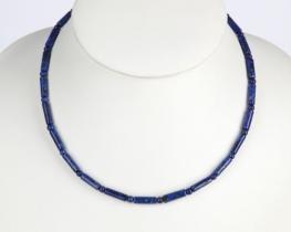 Ogrlica iz lapisa 4 x 13 mm