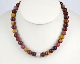 Ogrlica iz MOKAITA 10 mm - 50 cm