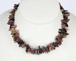 Ogrlica iz TURMALINA 42 in 50 cm