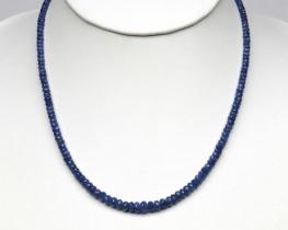 Ogrlica MODRI SAFIR A 5,50 mm