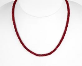 Ogrlica RUBIN - 5 mm