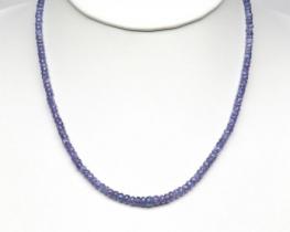 Ogrlica TANZANIT 45 cm