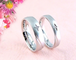 Prstan SHINY STAR za zaljubljene