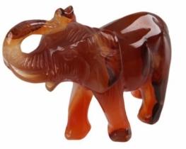Slonček iz karneola 70 mm