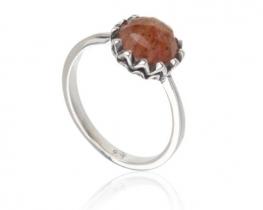 Srebrn prstan PRINC