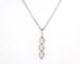 Srebrna ogrlica 3Y
